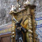 El Nazareno del perdón de Juan de Mesa llega al IAPH para su restauración.